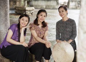 NSND Lan Hương vào vai người mẹ quê của chị em ca sĩ Bích Hồng - Thu Hằng