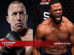 Woodley tin mình đã vượt qua huyền thoại UFC Georges St-Pierre