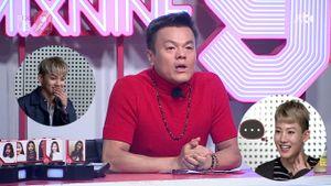 Thực tập sinh chết đứng khi biết ông trùm JYP là giám khảo cuối cùng của show sống còn MIXNINE