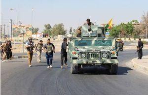Iraq tấn công vùng đòi ly khai