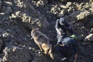 Thảm họa sạt đất vùi lấp 18 người: Không còn phép màu