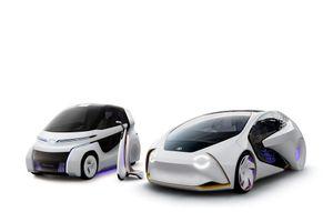 Toyota ra mắt xe điện dành riêng cho người tàn tật