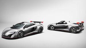 Bộ đôi siêu xe McLaren MSO R cực độc của đại gia bí ẩn