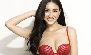Chuyên trang sắc đẹp dự đoán Hà Thu là Hoa hậu Trái đất 2017
