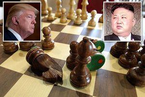 Chủ tịch FIDE muốn ông Trump và ông Kim thi đấu cờ Vua