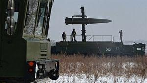 Vén màn bí mật tên lửa mới của Iskander Nga