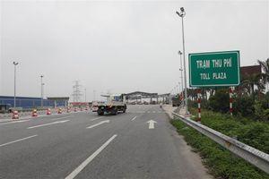 BOT Hà Nội - Bắc Giang thay đổi hình thức thu phí