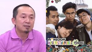 Monsoon 2017 - Năm của những nghệ sĩ độc lập