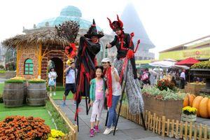 Halloween Sun World Ba Na Hills: Thăm cả địa ngục lẫn thiên đường