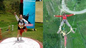 Giới trẻ thích thú với trào lưu thử làm siêu nhân, phóng thẳng lên không trung 100 mét
