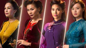 Muốn biết Thanh Hằng, Lan Khuê, Midu 'hiền lành hay cay độc'? Hãy nhìn qua những chiếc áo bà ba của họ