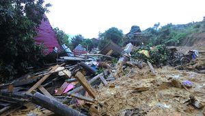 Phù Yên kêu gọi cứu trợ khắc phục hậu quả thiên tai