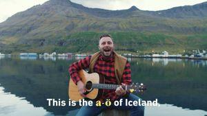 'Bài hát karaoke khó nhất thế giới' của Iceland
