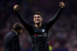 Morata trở lại, Chelsea tự tin đánh sập 'pháo đài' Roma