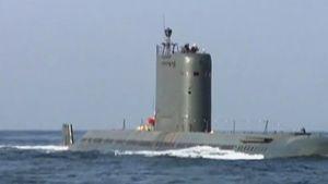 Triều Tiên đang chế tạo tàu ngầm 2.000 tấn