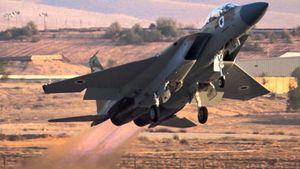 Syria xác nhận việc bắn trúng máy bay Israel