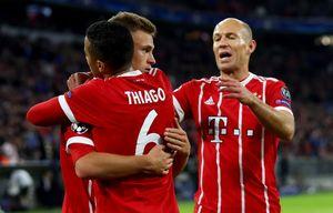 Nổ súng liên hồi, Bayern thắng đậm Celtic tại Allianz Arena