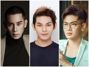 Vượt rào cản tâm lý, loạt sao nam đình đám showbiz Việt không ngại công khai đồng tính