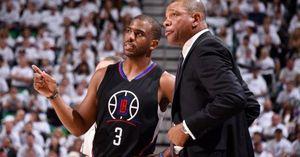 HLV Clippers hé lộ lý do khiến Chris Paul quyết dứt áo ra đi