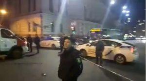 Xe Lexus gây tai nạn nghiêm trọng ở Kharkov