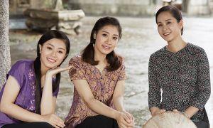 NSND Lan Hương làm mẹ tần tảo của chị em Sao mai Bích Hồng - Thu Hằng