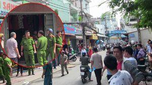 Căn nhà ở Sài Gòn cháy nổ dữ dội sau trận cãi vã của 2 vợ chồng