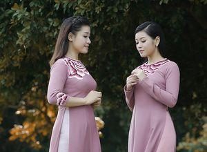 Hình ảnh đẹp của người phụ nữ Việt trong MV của chị em Sai mai