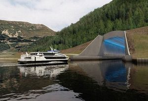 Na Uy sẽ xây dựng đường hầm chỉ dành cho tàu thuyền