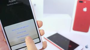 Lỗi trên iOS 11 cho phép truy cập trái phép vào ảnh cá nhân