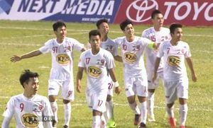 Thi đấu bết bát tại V.League, CLB Hoàng Anh Gia Lai vẫn lập hai kỷ lục