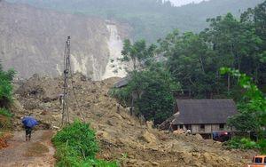 80 người chết sau 4 ngày mưa lũ lịch sử
