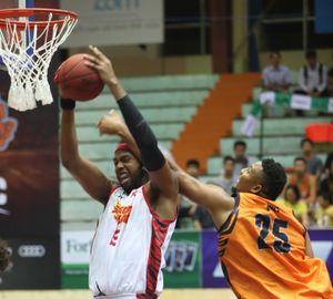 Đánh bại Saigon Heat, Danang Dragons thắp lên hy vọng ở VBA