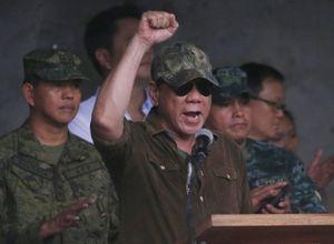 Philippines giải phóng Marawi, Trung Quốc hứa hỗ trợ tối đa việc tái thiết