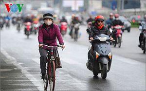 Không khí lạnh suy yếu, mưa lớn trên diện rộng ở Trung Bộ và Nam Bộ