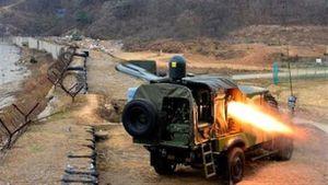 Israel nã Spike NLOS hủy diệt pháo binh Syria