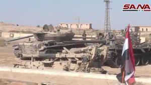 Syria đòi lại T-62M và kho vũ khí cực lớn từ IS
