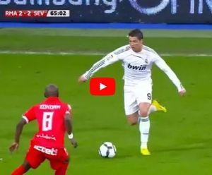 Những pha xử lý kĩ thuật của Cristiano Ronaldo trước vòng vây đối phương
