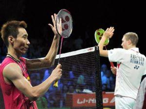 Cầu lông: Lee Chong Wei thua tê tái, ai cản nổi 'Siêu nhân' Axelsen