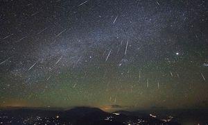 Tối nay, có thể xem mưa sao băng Orionids đạt cực đỉnh