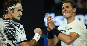 Federer đã áp đảo Nadal thế nào trong năm 2017?