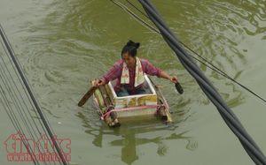 Hậu vỡ đê Hữu Bùi ở Hà Nội: Người dân Chương Mỹ vẫn vật lộn trong ngập lụt và ô nhiễm