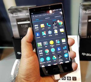 BlackBerry Motion sẽ sớm được bán ra tại Anh