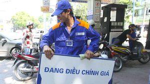Giá xăng dầu đồng loạt giảm từ chiều 20/10