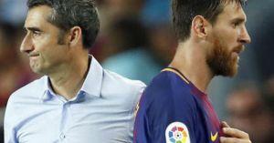 Barca-Valverde tròn 100 ngày: Từ 'bại tướng' Việt Nam đến đưa Messi trở lại