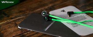 Đánh giá nhanh tai nghe smartphone Razer Hammerhead Pro v2