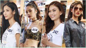 Mỹ Duyên gợi cảm, Chúng Huyền Thanh sành điệu trong thử thách phối trang phục tại HHHV Việt Nam