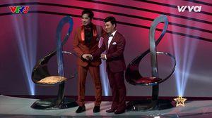 Quang Linh 'xúi giục' Phương Liên, bắt tay cảm ơn 'anh Ba' Ngọc Sơn
