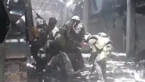 Đặc nhiệm Philippine đối mặt với khủng bố ở Marawi