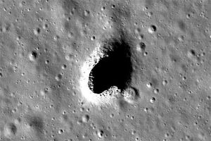 Phát hiện hang động lớn có thể làm nơi trú ẩn trên Mặt Trăng