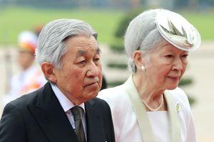 Nhật hoàng dự kiến thoái vị vào tháng 3/2019